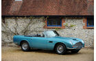 Aston Martin DB6 Mk2 Volante to Vantage Specification