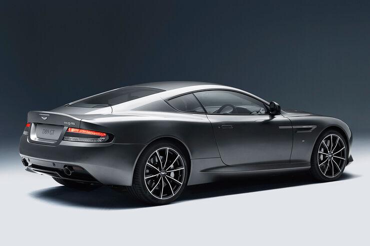 Aston Martin DB9 GT in Goodwood: Grand Tourer mit allem
