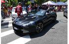 Aston Martin DBS - Carspotting - GP Monaco 2018