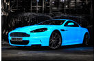 Aston Martin DBS Glow in the Dark