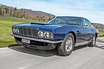 Aston Martin DBS Vantage,  Frontansicht