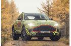 Aston Martin DBX Erlkönig