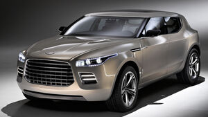 aston martin lagonda luxus limousine in vollendung auto. Black Bedroom Furniture Sets. Home Design Ideas