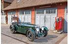 Aston Martin MK II, Frontansicht