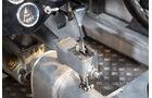Aston Martin MK II, Schalthebel