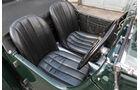 Aston Martin MK II, Sitze