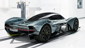 Aston Martin RB AM 002