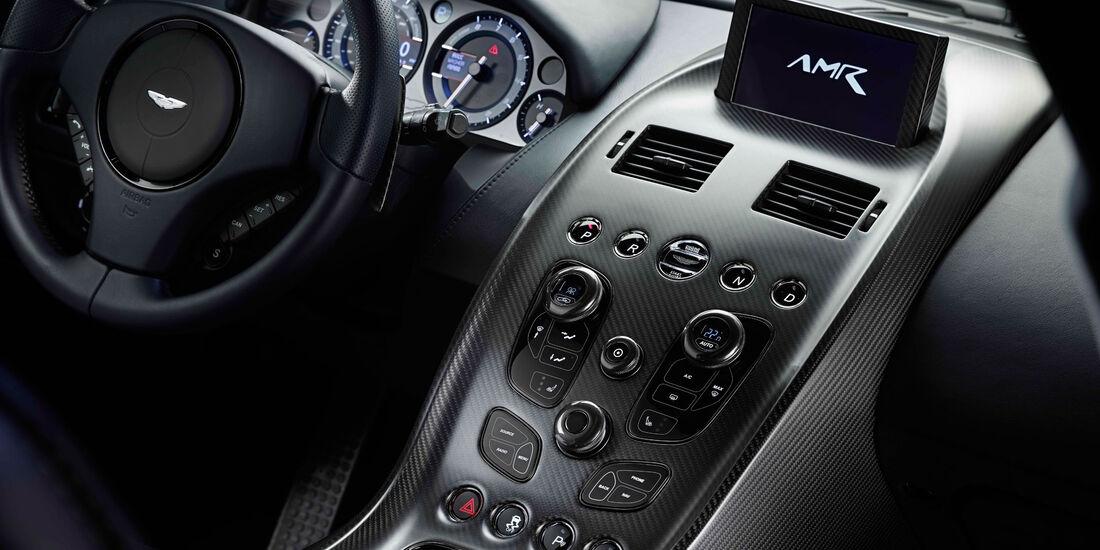 Aston Martin Rapide AMR - Sportlimousine - V12