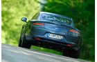 Aston Martin Rapide, Heckansicht