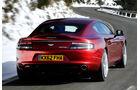 Aston Martin Rapide S, Heckansicht