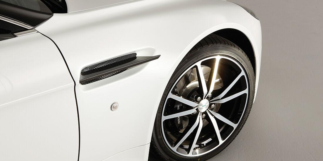 Aston Martin V8 Vantage N420, Felge
