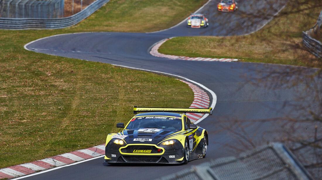 Aston Martin - VLN 1 - Nürburgring Nordschleife - 29. März 2014