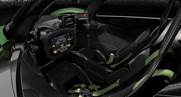 Aston Martin Valkyrie AMR Track Performance Pack