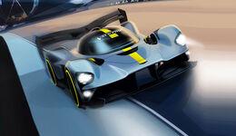 Aston Martin Valkyrie Hypercar - Le Mans