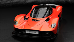 Aston Martin Valkyrie RB 001