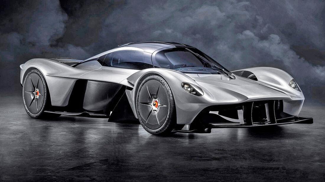 Aston Martin Valkyrie - Serie - Supersportler - sport auto Award 2019