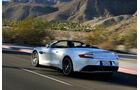 Aston Martin Vanquish Volante, Heckansicht