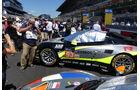 Aston Martin Vantage GTE - Startnummer #93 - 24h-Rennen Le Mans 2017 - Smastag - 17.6.2017