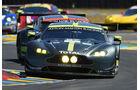 Aston Martin Vantage GTE - Startnummer #97 - 24h-Rennen Le Mans 2017 - Smastag - 17.6.2017