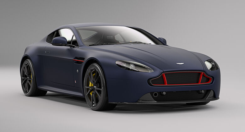Aston Martin Vantage Red Bull Racing Edition, Sondermodell
