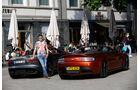 Aston Martin Vantage S, Jaguar F-Type R AWD Cabriolet, Stefan Helmreich