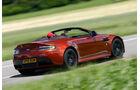 Aston Martin Vantage S, Seitenansicht