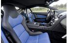 Aston Martin Vantage S, Sitze, Innenraum