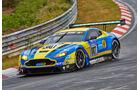 Aston Martin Vantage V8 - Aston Martin Racing -  Startnummer: #7 - Bewerber/Fahrer: Stefan Mücke, Darren Turner, Pedro Lamy - Klasse: SP9 GT3