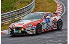 Aston Martin Vantage V8 GT4 - Team Mathol Racing e.V. - Startnummer: #94 - Bewerber/Fahrer: Wolfgang Weber, Norbert Bermes, Uwe Nittel, Robert Thomson - Klasse: SP10 GT4