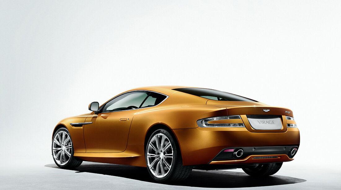 Aston Martin Virage