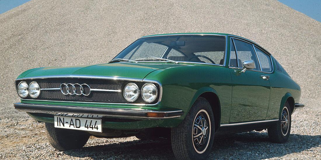 Audi 100 Coupé S von 1971