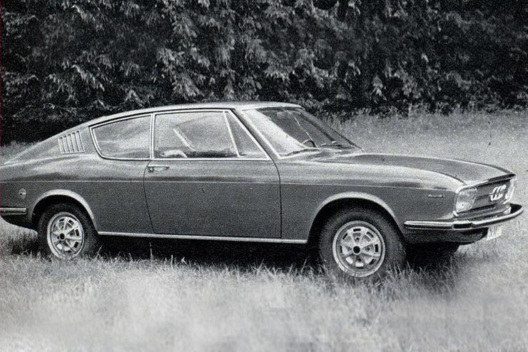 Audi, 100, IAA 1969