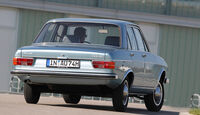 Audi 100 LS, Heckansicht