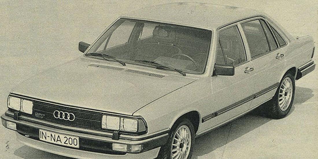Audi, 200, IAA 1979