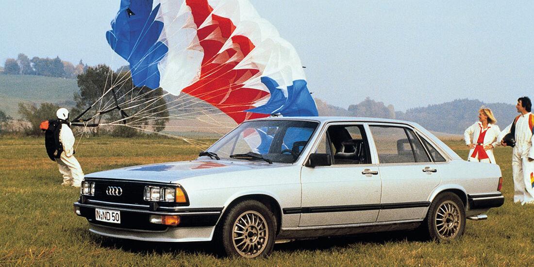 Audi 200 von 1982