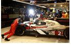 Audi, 24h-Rennen, Le Mans 2014, Qualifikation 3, Fässler, Lotterer, Tréluyer