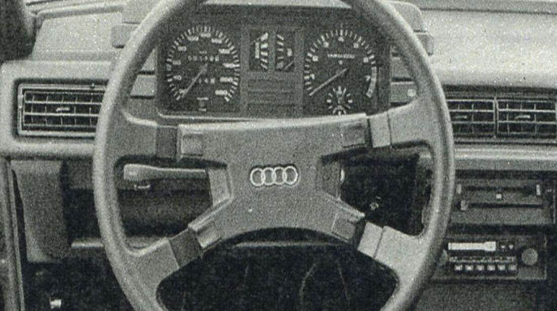 Audi, 80 CD, IAA 1981