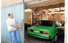 Audi 80, Garage
