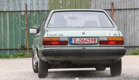 Audi 80, Heck
