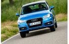 Audi A1 1.4 TFSI, Frontansicht