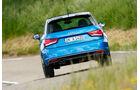 Audi A1 1.4 TFSI, Heckansicht