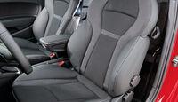 Audi A1 1.4 TFSI, Sitze
