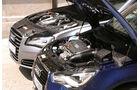 Audi A1, Audi A8, Motor