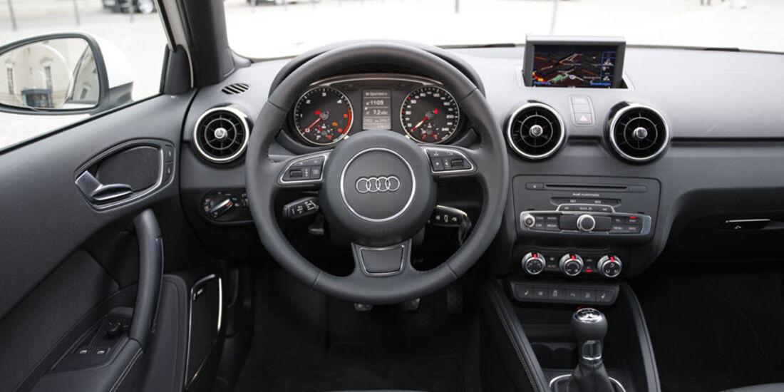 Audi A1 Cockpit