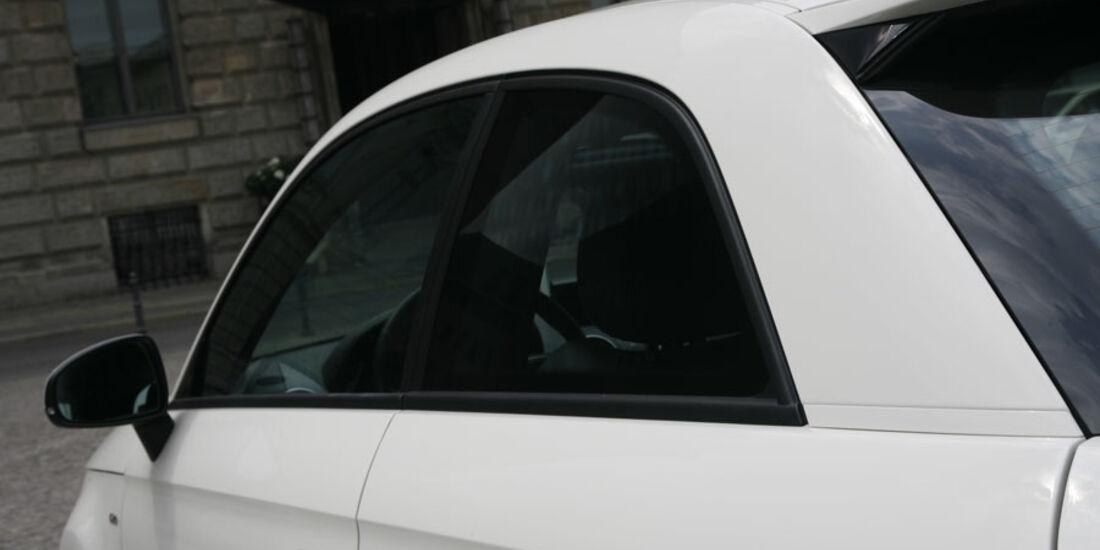Audi A1 Dachbogen