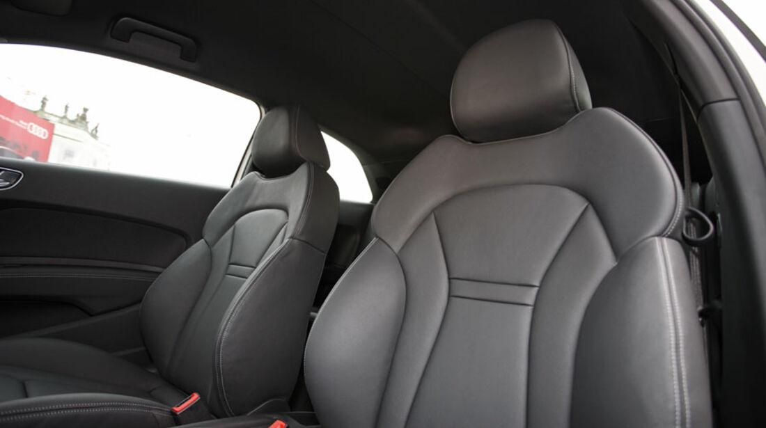 Audi A1 Fahrersitz