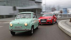 Audi A1, Goggomobil
