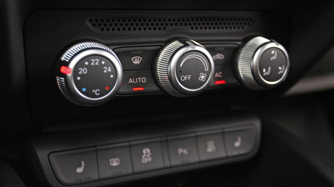 Audi A1 Klimaanlage