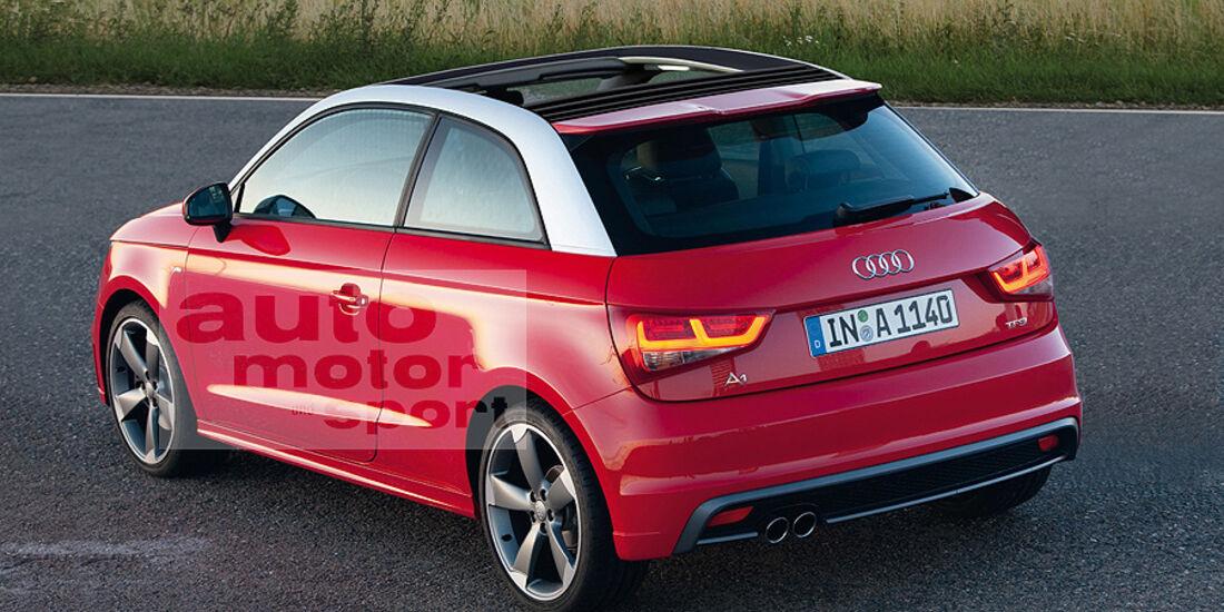 Audi A1 Rolldach