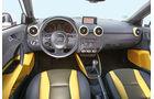 Audi A1 Sportback 2.0 TDI Ambition, Cockpit